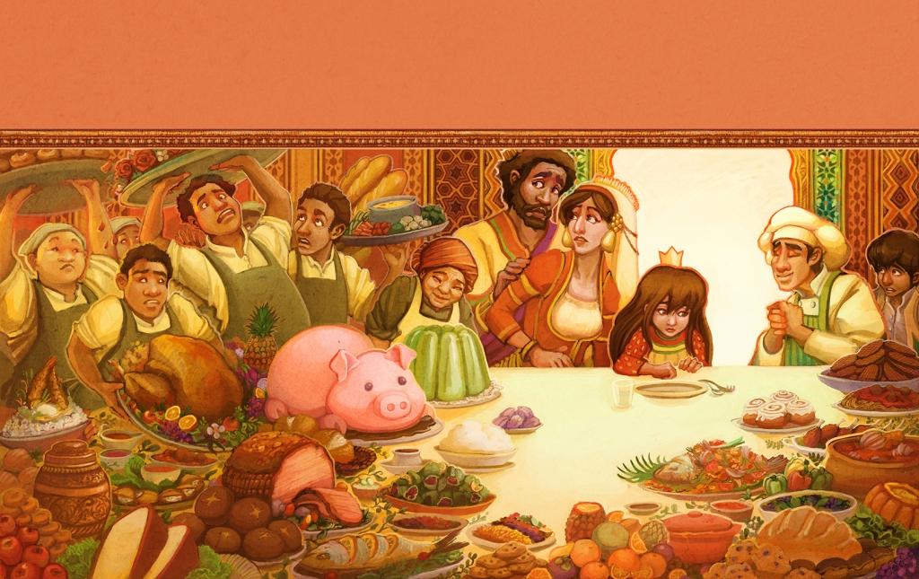 Full Of Empty Feast